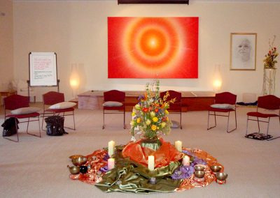 Founding the Global Leadership Retreat in collaboration with the Brahma Kumaris