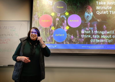 Presenting at the LAST Conference July 2019