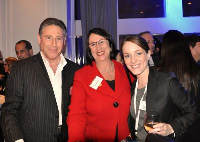 Barry and Janet at Chamber of Commerce Function