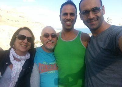 Start-Up Fame Facilitator Retreat, at Ein Gedi, Dead Sea, in Israel.