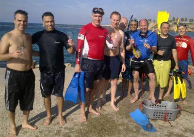 HP Software leadership team experiential, Israel