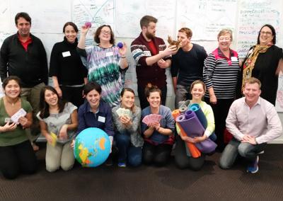 Scope Global Volunteers Workshop, Adelaide 2017